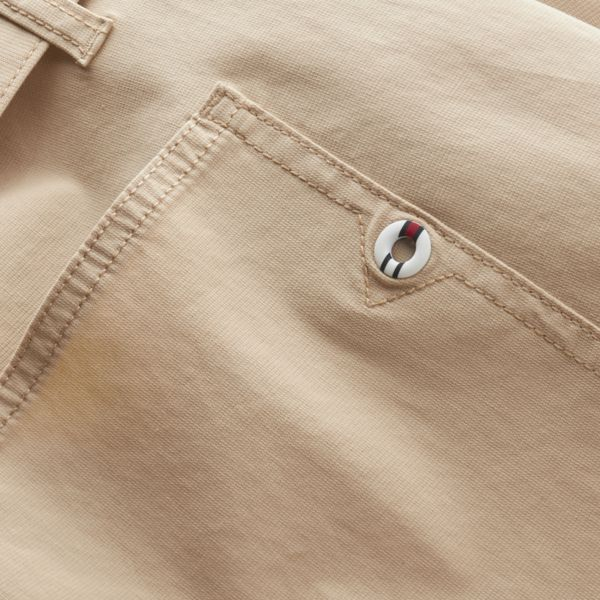 3. Cargo pants with pouch waist Beige Tommy Jeans
