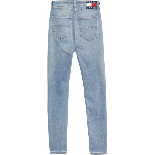 2. High-waisted super skinny fit Sylvia jeans Denim Tommy Jeans